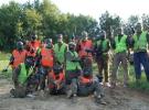 iventy firmowe, team building Bieszczady